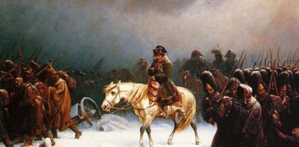 Napoléon et le terrible retour de Russie